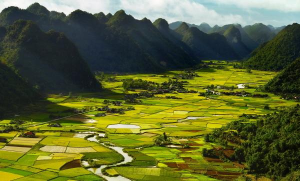 ta canh dep que huong em lop 3 - Top 10 bài văn mẫu tả cảnh đẹp quê hương em lớp 3 chọn lọc