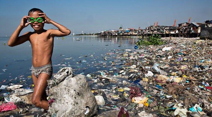 nghi luan ve van de rac thai o dia phuong em 2 - Top 6 bài văn Nghị luận về vấn đề rác thải ở địa phương em lớp 9 chọn lọc
