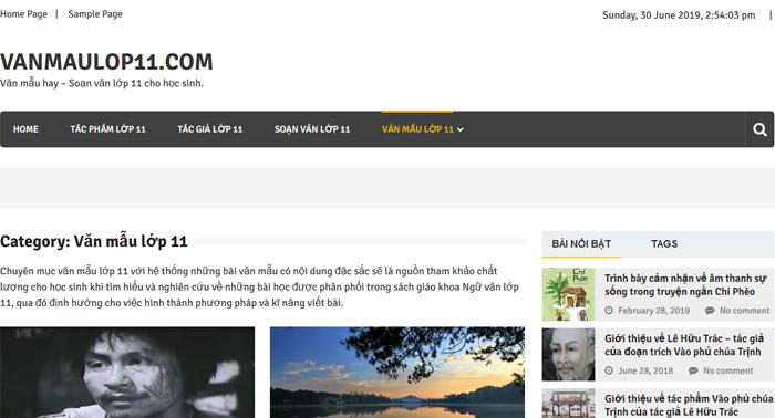 top 10 website nhung bai van mau hay lop 11 moi nhat 9 - Top 10 website những bài văn mẫu hay lớp 11 mới nhất
