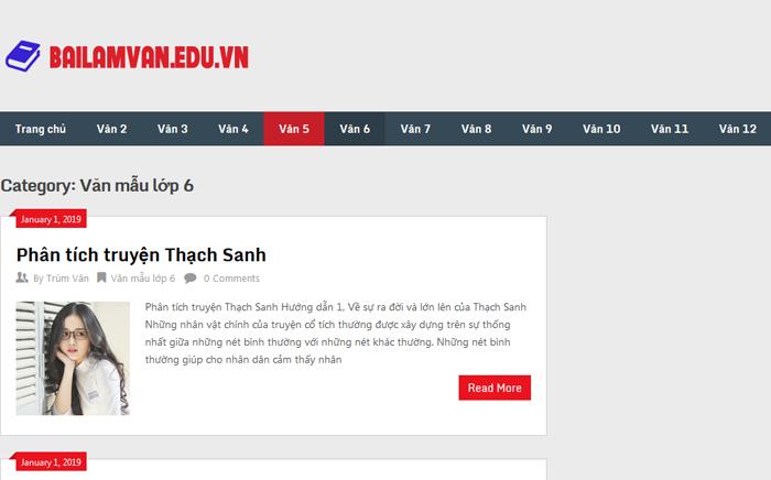 top 10 website nhung bai van mau hay lop 6 moi nhat 7 - Top 10 website những bài văn mẫu hay lớp 6 mới nhất