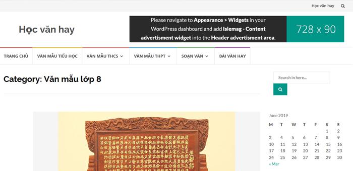 top 10 website nhung bai van mau hay lop 8 moi nhat 8 - Top 10 website những bài văn mẫu hay lớp 8 mới nhất