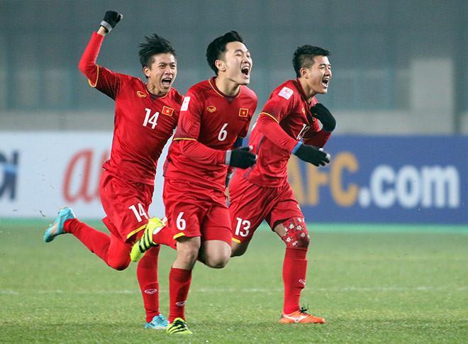 tim cung hoang dao u23 - Đi tìm cung hoàng đạo phù hợp với các ngôi sao U23 Việt Nam
