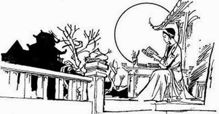 phan tich bai tho tinh canh le loi cua nguoi chinh phu lop 10 - Top 10 bài văn mẫu Phân tích bài thơ Tình cảnh lẻ loi của người chinh phụ lớp 10 chọn lọc
